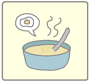 eggs soup