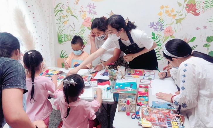 Family workshop